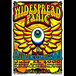 Jeff Wood - Drowning Creek Widespread Panic Poster
