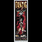Low Brow Ink Danzig Poster