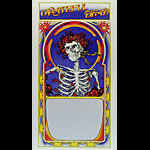 Alton Kelley Grateful Dead 1971 Tour Poster