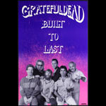 Grateful Dead Built To Last Promo Poster