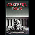 Dan Ziegler 1981 Grateful Dead Greek Theatre Poster