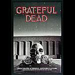 Dan Ziegler 1981 Grateful Dead Greek Theatre Poster