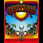 Rick Griffin Grateful Dead Aoxomoxoa Poster