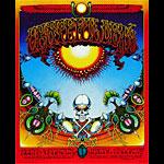 Rick Griffin Grateful Dead Aoxomoxoa handbill