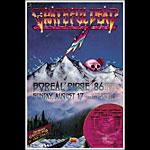 Grateful Dead Boreal Ridge Poster