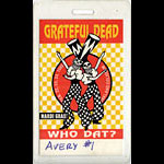 Grateful Dead Mardi Gras Laminate