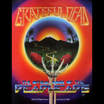 Alton Kelley Grateful Dead - Book of the Deadheads  Poster