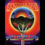 Alton Kelley Grateful Dead - Book of the Deadheads  Poster