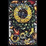 Michael Everett Grateful Dead Fall 1995 Tour Handbill