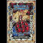 Michael Everett Grateful Dead Summer Tour 1995 Poster
