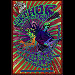 Mike DuBois Furthur and Friends: A Celebration of Phil Lesh's 70th Birthday Poster