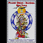Timothy Truman Planet Drum Poster