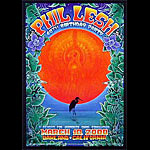 Michael Everett Phil Lesh 60th Birthday Poster