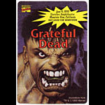 Grateful Dead 6/4/1995 Marvel Incredible Hulk Backstage Pass