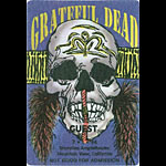 Reonegro Grateful Dead 7/1/1994 Mountain View Backstage Pass