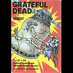 Grateful Dead 7/27/1994 St. Louis Backstage Pass