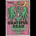 Grateful Dead 8/1/1994 Auburn Hills MI Backstage Pass