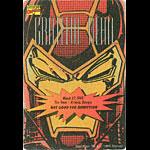 Grateful Dead 3/27/1995 Iron Man Marvel Backstage Pass