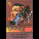 Grateful Dead 4/4/1995 Dr. Strange Marvel Backstage Pass