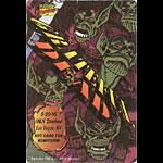 Grateful Dead 5/20/1995 Skrulls Marvel Backstage Pass