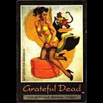 Grateful Dead 5/29/1995 Portland OR Backstage Pass