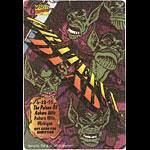 Grateful Dead 6/28/1995 Skrulls Marvel Backstage Pass