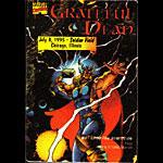 Grateful Dead 7/8/1995 Thor Marvel Backstage Pass