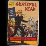 Grateful Dead 3/24/1995 Rawhide Kid Marvel Backstage Pass