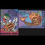 Reonegro Grateful Dead 3/8/1992 Washington DC Backstage Pass Puzzle Set