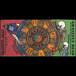 Reonegro Grateful Dead 5/29/1992 Las Vegas Backstage Pass Puzzle Set