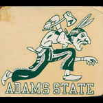 Adams State Indians Decal