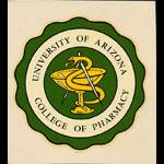 University of Arizona College of Pharmacy Decal