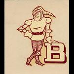 Bakersfield Junior College Renegades Decal