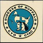 Diocese of Buffalo Catholic Seal Decal