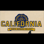University of California Santa Barbara Gauchos Decal