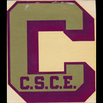 Colorado State College of Education Decal