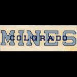 Colorado School of Mines Decal