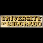 University of Colorado Decal