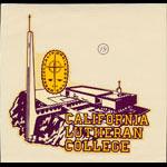 California Lutheran College Decal