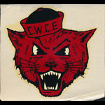 Central Washington College of Education Decal