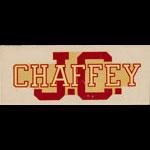 Chaffey Junior College Decal
