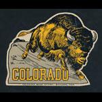 University of Colorado Sticker