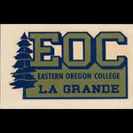 Eastern Oregon College Decal