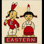 Eastern Washington College Decal
