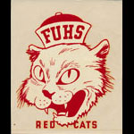 Fowler High School Redcats Decal