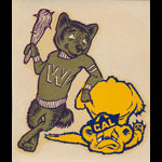 University of Washington vs UC Cal Berkeley Game Decal