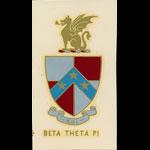 Beta Theta Pi Decal