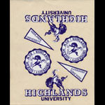 Highlands University New Mexico Decal