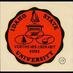 Idaho State University Seal Decal