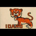Idaho State University Bengals Decal